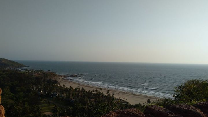 A Beach Vacay at Goa