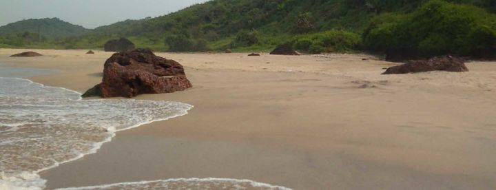 Head to this beach on the Konkan coast for a dose of Vitamin Sea and Spirituality