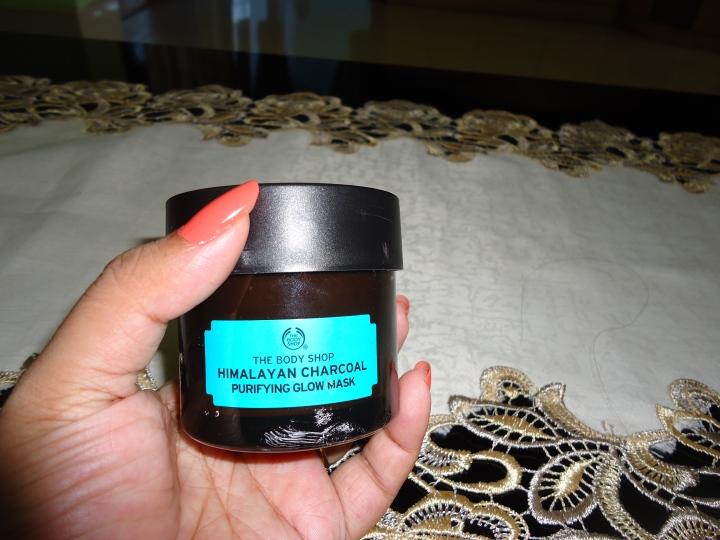 REVIEW- Himalayan Charcoal Purifying GlowMask