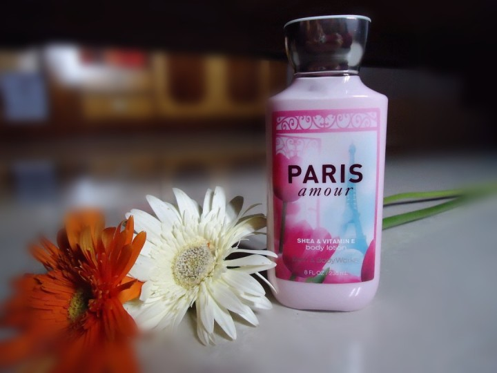 PARIS AMOUR- A SIGNATURE COLLECTION BY BATH & BODY WORKS