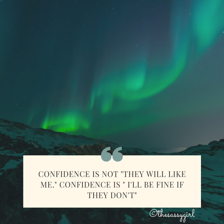 How To Be Confident ? For the MillenniaWoman