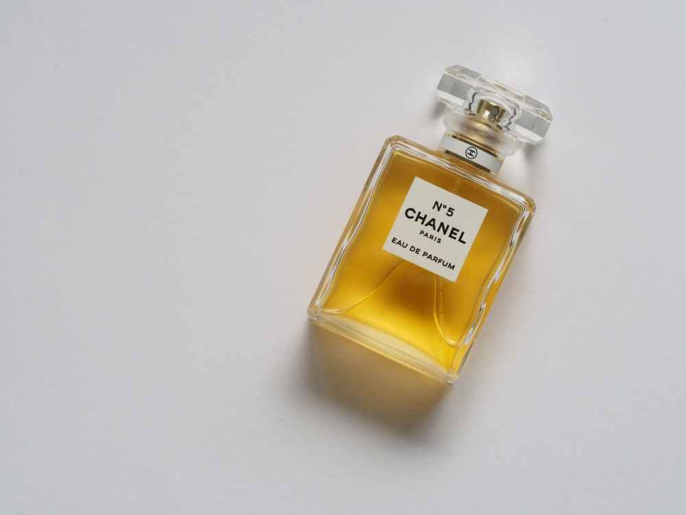 chanel paris eua de parfum bottle